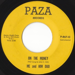 Me And Him Duo - On The Money