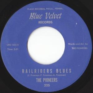 ThePioneers-RailridersBlues