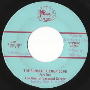 Moorish Vanguard Concert - Country Eastern Music Scan