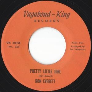 RonEverett-PrettyLittleGirl