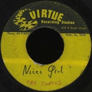 The Topics - Nicer Girl