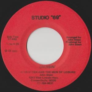 John Steen And The Men Of Leisure - Cruisin