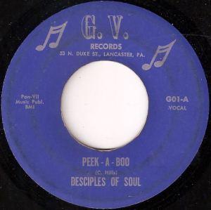 Desciples Of Soul - Peek-A-Boo
