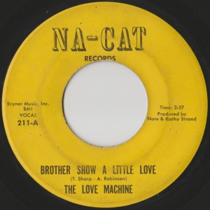 Love Machines - Brother Show A Little LoveOrig